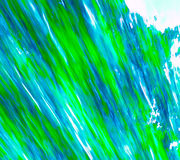 Abstract Blue/Green Royalty Free Stock Photos