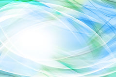 Abstract blue-green background background Stock Photo