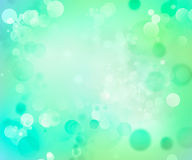 Abstract blue green background Stock Image