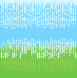 Abstract Blue Green Background Design Royalty Free Stock Images