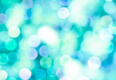 Abstract blue and green color background stock photography