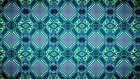 Abstract blue and green color exclusive color pattern background. Royalty Free Stock Photo