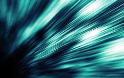 Abstract blue green digital blurred background, 3d. Abstract blue digital blurred background, 3d illustration Stock Photo