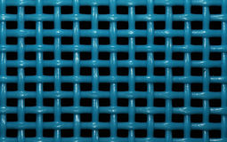 Abstract blue grid background Stock Photos
