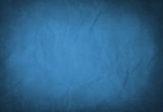 Abstract blue grunge background Stock Image