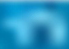 Abstract blue grunge background. Vector illustration Royalty Free Stock Images