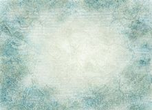 Abstract blue grunge blurred texture Royalty Free Stock Photo
