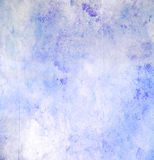 Abstract blue grunge watercolor Royalty Free Stock Images