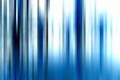 Abstract blue hi-tech background. Illustration Stock Photo