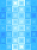 Abstract Blue Ice royalty free illustration
