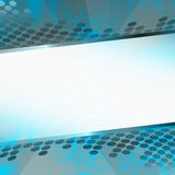 Abstract Blue Layout Royalty Free Stock Images