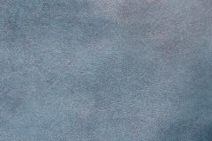 Abstract blue leather texture Stock Photo