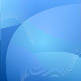 Abstract blue light  background Royalty Free Stock Images