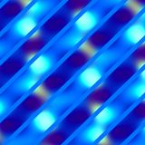Abstract Blue Light Background - Soft Blurred Royalty Free Stock Photography
