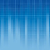 Abstract Blue Light Background - Tileable Royalty Free Stock Image