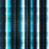 Abstract blue light line seamless texture Royalty Free Stock Photography