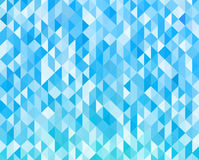Abstract blue light template background Royalty Free Stock Image