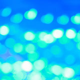 Abstract blue lights Stock Photos