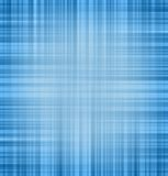 Abstract blue linear background Stock Photos