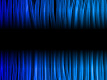 Abstract Blue Lines Background Royalty Free Stock Images