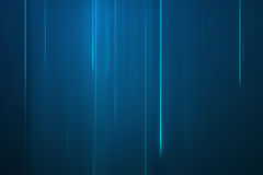 Abstract blue lines background Royalty Free Stock Image