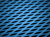 Abstract blue mesh background Royalty Free Stock Photo