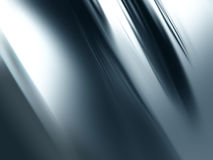 Blue chrome. Abstract blue metal chrome background stock illustration