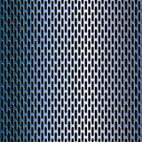 Abstract blue metal texture background vector illustration