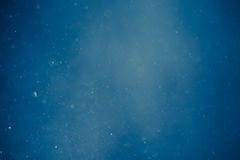 Abstract blue mist background Royalty Free Stock Images