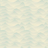 Abstract Blue, Mountain Pattern Royalty Free Stock Photo