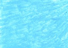 Abstract blue oil pastel background royalty free stock image