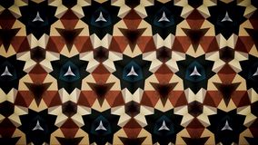 Abstract blue orange white color pattern wallpaper Royalty Free Stock Images