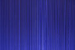 Abstract Blue Pattern. An abstract pattern of blue streaks running vertically Royalty Free Stock Images