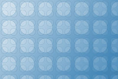 Abstract blue pattern  Stock Image