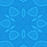 Abstract blue pattern. Blue background with abstract pattern Royalty Free Stock Photos