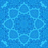 Abstract blue pattern Royalty Free Stock Images