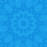 Abstract blue pattern Royalty Free Stock Image