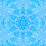 Abstract blue pattern Stock Photos