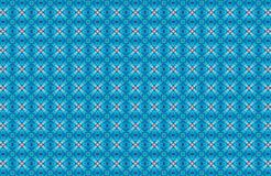Abstract blue pattern background Stock Images