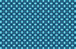 Abstract blue pattern background Stock Photos