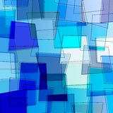 Abstract blue pattern Royalty Free Stock Photo