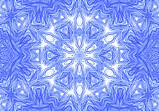 Abstract blue pattern background Royalty Free Stock Photo