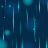 Abstract Blue Rain Glow Background Vector. Abstract Blue Rain Glow Background Royalty Free Stock Image