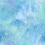 Abstract blue rain. Seamless illustration. Abstract blue rain. Texture background. Seamless illustration royalty free stock images