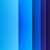 Abstract blue rectangle shapes vector background Royalty Free Stock Photos