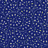 Abstract blue seamless background Royalty Free Stock Photography