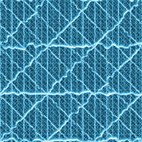 Abstract blue seamless texture. Stock Photography