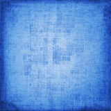 Abstract blue shabby backdrop Royalty Free Stock Images