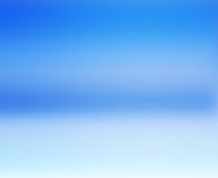 Abstract blue sky background Stock Image