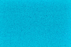 Abstract blue sponge texture Royalty Free Stock Images